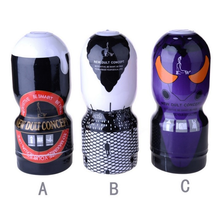 Fleshlight Mini - forskellige designs udenpå