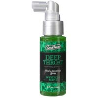 Doc Johnson deepthroat spray mint