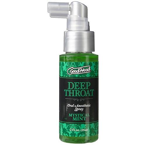 deep throat spray doc johnson